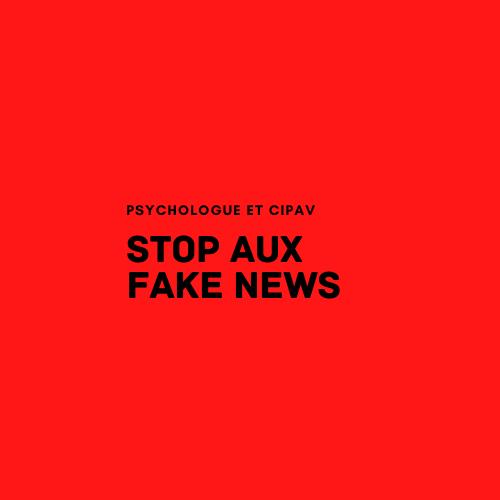 Fake news sur la CIPAV